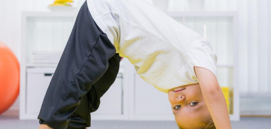 Enfants et activité physique, quelles sont les bonnes pratiques