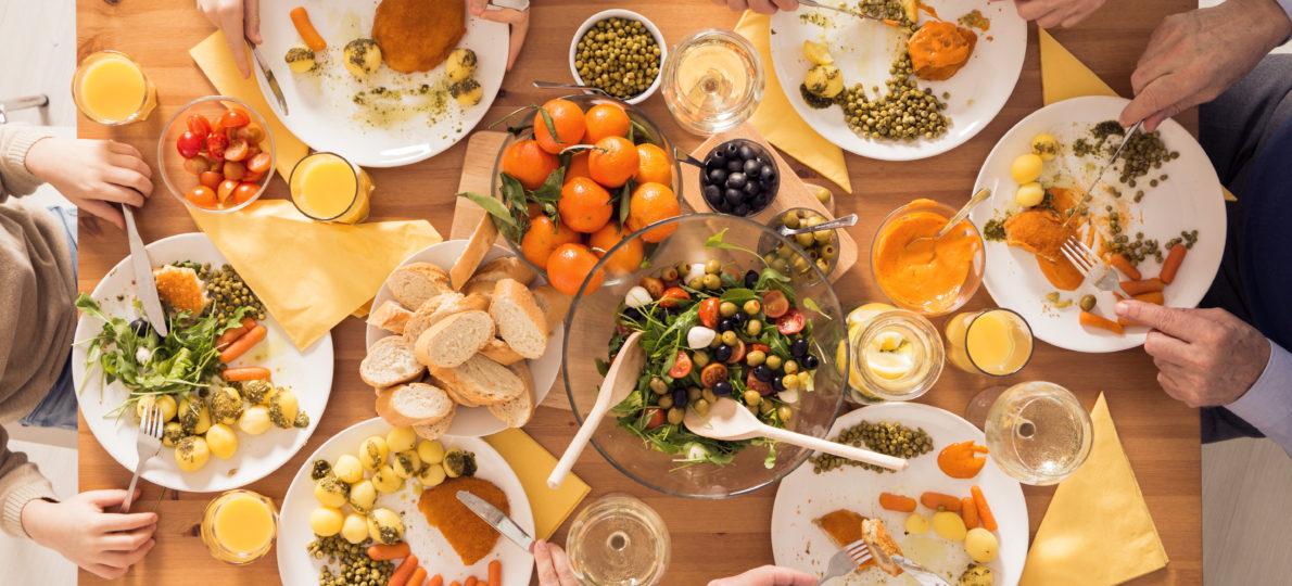 Comment organiser les repas pour une alimentation équilibrée ?